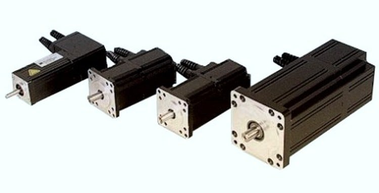 Controls & Motors BSM-Series of Brushless Servo Motors