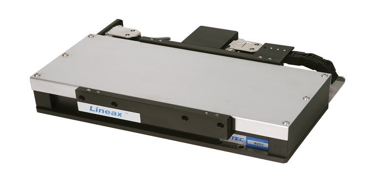 Linear Motor Stages Lineax-6 Linear Motor Driven Stage