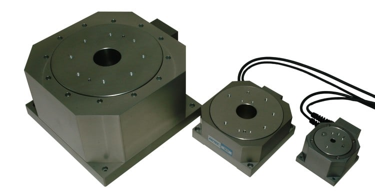 Rotary Stages T-Max Precision Direct drive Rotary Servo